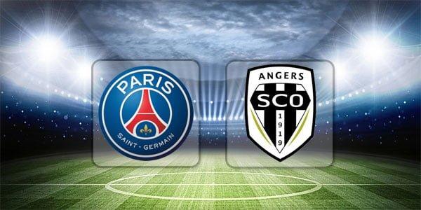 ดูบอลย้อนหลัง ลีกเอิง ปารีสแซงต์แชร์กแมง vs อองเช่ร์ 25-8-2018