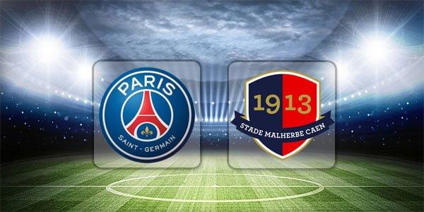 ดูบอลย้อนหลัง ลีกเอิง ปารีสแซงต์แชร์กแมง vs ก็อง 12-8-2018