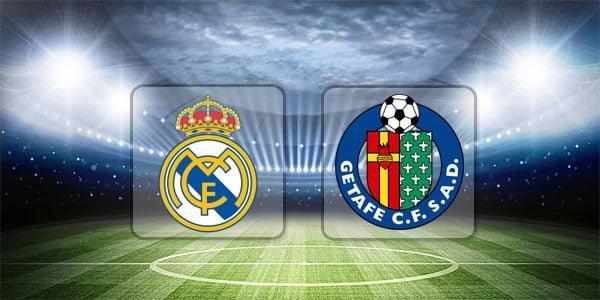 ดูบอลย้อนหลัง ลาลีกา เรอัลมาดริด vs เกตาเฟ 19-8-2018