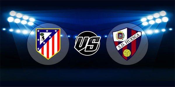 ไฮไลท์ฟุตบอล ลาลีกา สเปน แอตฯมาดริด vs ฮูเอสก้า 25-9-2018