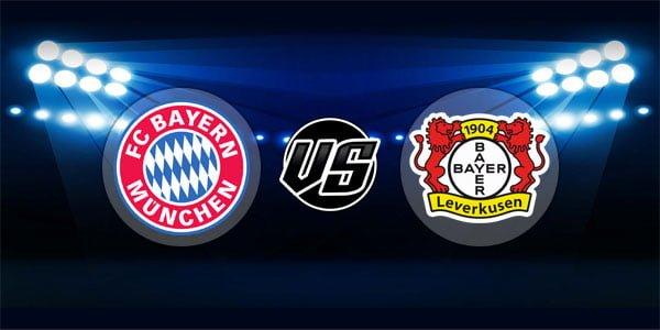 ไฮไลท์ฟุตบอล บุนเดสลีกา บาเยิร์น vs เลเวอร์คูเซ่น 15-9-2018