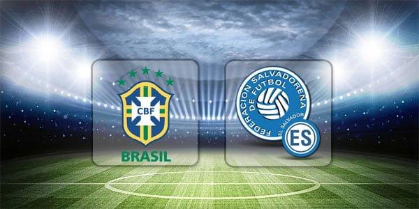 ดูบอลย้อนหลัง กระชับมิตรทีมชาติ บราซิล vs เอลซัลวาดอร์ 11-9-2018