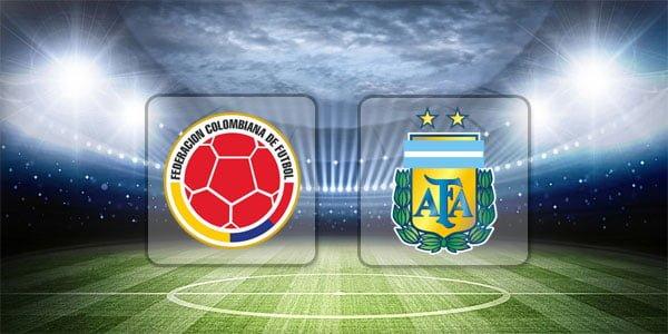 ดูบอลย้อนหลัง กระชับมิตรทีมชาติ โคลัมเบีย vs อาร์เจนตินา 11-9-2018