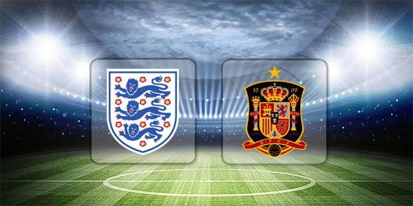 ดูบอลย้อนหลัง ยูฟ่า เนชั่นส์ลีก อังกฤษ vs สเปน 8-9-2018