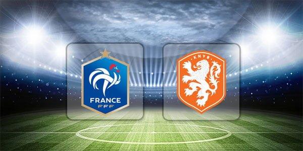 ดูบอลย้อนหลัง ยูฟ่า เนชั่นส์ลีก ฝรั่งเศส vs เนเธอร์แลนด์ 9-9-2018
