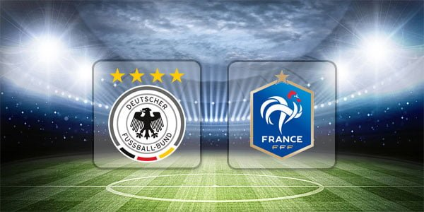 ดูบอลย้อนหลัง ยูฟ่า เนชันส์ลีก เยอรมนี vs ฝรั่งเศส 6-9-2018