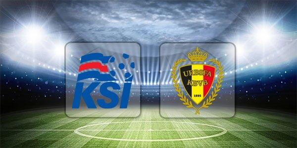 ดูบอลย้อนหลัง กระชับมิตรทีมชาติ ไอซ์แลนด์ vs เบลเยียม 11-9-2018