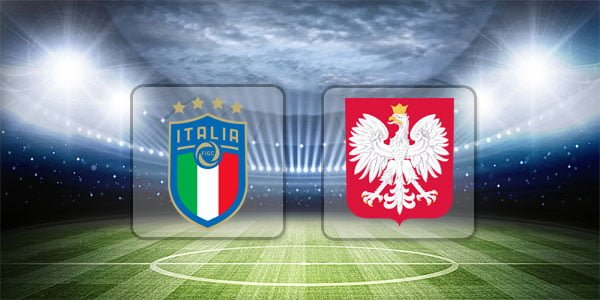 ดูบอลย้อนหลัง ยูฟ่า เนชั่นส์ลีก อิตาลี vs โปแลนด์ 7-9-2018