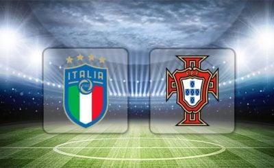 ดูบอลย้อนหลัง กระชับมิตรทีมชาติ อิตาลี vs โปรตุเกส 10-9-2018