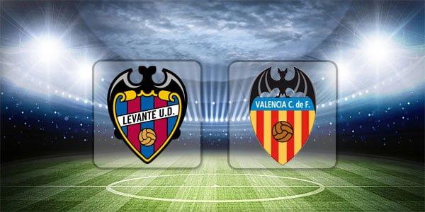ไฮไลท์ฟุตบอล ลาลีกา เลบานเต้ vs บาเลนเซีย 2-9-2018