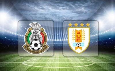 ดูบอลย้อนหลัง กระชับมิตรทีมชาติ เม็กซิโก vs อุรุกวัย 8-9-2018