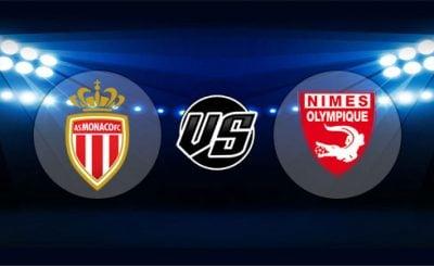 ดูบอลย้อนหลัง ยูฟ่า ยูโรปาลีก โมนาโก vs นีมส์ 21-9-2018