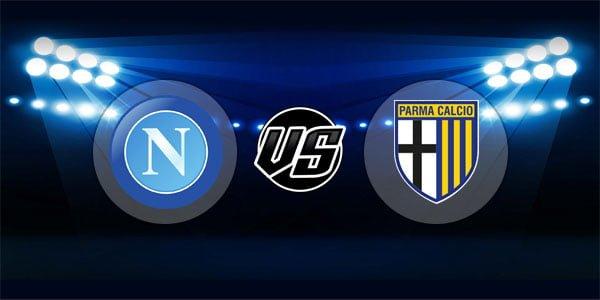 ไฮไลท์ฟุตบอล เซเรียอา อิตาลี นาโปลี vs ปาร์มา 26-9-2018