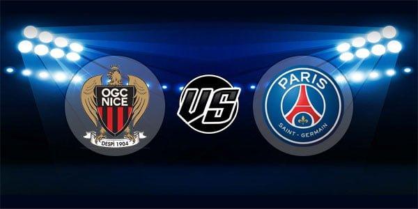 ดูบอลย้อนหลัง ลีกเอิง นีซ vs ปารีสแซงต์แชร์กแมง 29-9-2018