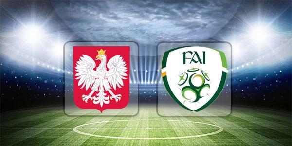 ดูบอลย้อนหลัง กระชับมิตรทีมชาติ โปแลนด์ vs ไอร์แลนด์ 11-9-2018