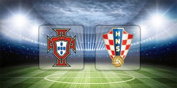 ไฮไลท์ฟุตบอล กระชับมิตรทีมชาติ โปรตุเกส vs โครเอเชีย 6-9-2018