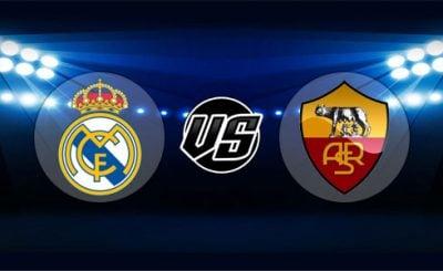 ดูบอลย้อนหลัง ยูฟ่า แชมเปียนส์ลีก เรอัลมาดริด vs โรม่า 19-9-2018