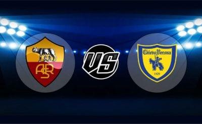 ดูบอลย้อนหลัง เซเรียอา โรมา vs คิเอโว่ 16-9-2018