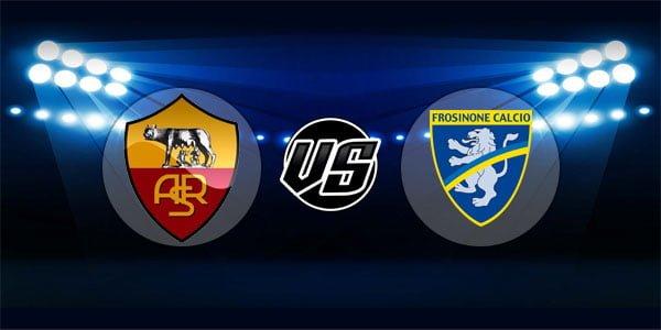 ไฮไลท์ฟุตบอล เซเรียอา อิตาลี โรมา vs โฟรซิโนเน่ 26-9-2018