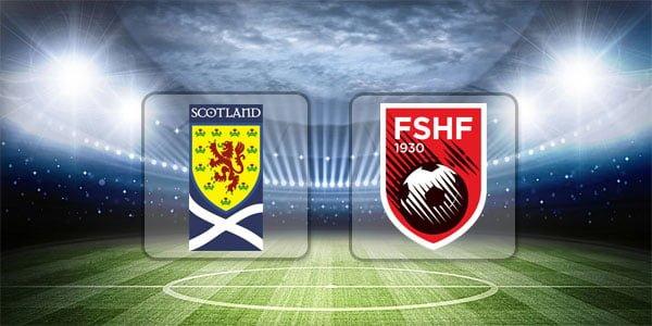 ดูบอลย้อนหลัง ยูฟ่า เนชั่นส์ลีก สกอตแลนด์ vs แอลเบเนีย 10-9-2018