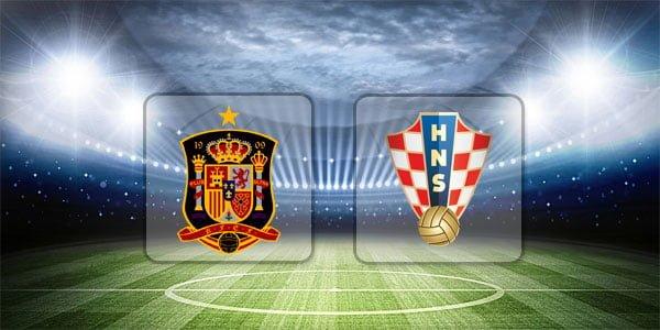 ดูบอลย้อนหลัง ยูฟ่า เนชั่นส์ลีก สเปน vs โครเอเชีย 11-9-2018