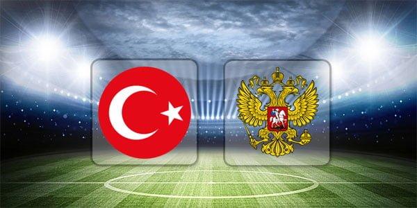 ดูบอลย้อนหลัง กระชับมิตรทีมชาติ ตุรกี vs รัสเซีย 7-9-2018