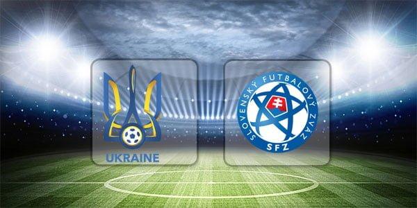 ดูบอลย้อนหลัง ยูฟ่า เนชั่นส์ลีก ยูเครน vs สโลวาเกีย 9-9-2018