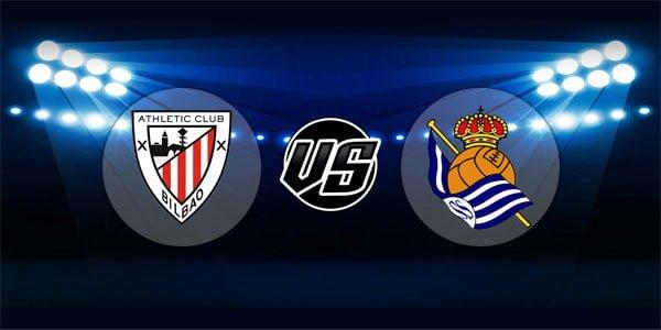 ไฮไลท์ฟุตบอล ลาลีกา แอธเลติก บิลเบา vs เรอัล โซเซียดาด 5-10-2018