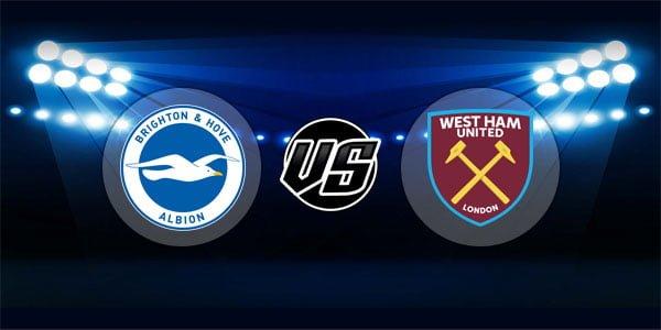 ไฮไลท์ฟุตบอล พรีเมียร์ลีก ไบรท์ตัน vs เวสต์แฮม 5-10-2018