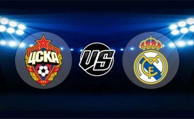 ดูบอลย้อนหลัง ยูฟ่า แชมเปียนส์ลีก ซีเอสเคเอ มอสโก vs เรอัลมาดริด 2-10-2018