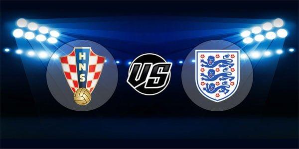 ดูบอลย้อนหลัง ยูฟ่าเนชันส์ลีก โครเอเชีย vs อังกฤษ 12-10-2018
