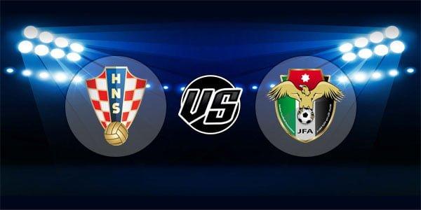ไฮไลท์ฟุตบอล ยูฟ่าเนชันส์ลีก โครเอเชีย vs จอร์แดน 15-10-2018