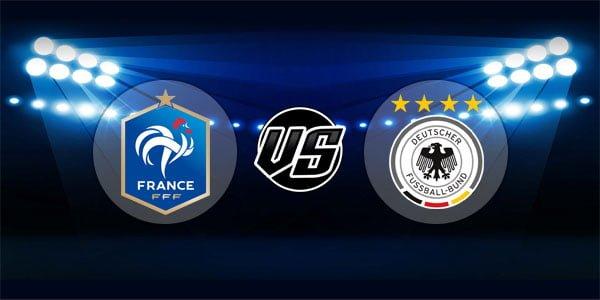 ดูบอลย้อนหลัง ยูฟ่าเนชันส์ลีก ฝรั่งเศส vs เยอรมนี 16-10-2018