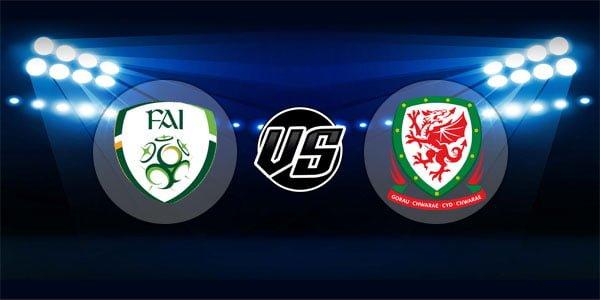 ดูบอลย้อนหลัง ยูฟ่าเนชันส์ลีก ไอร์แลนด์ vs เวลส์ 16-10-2018