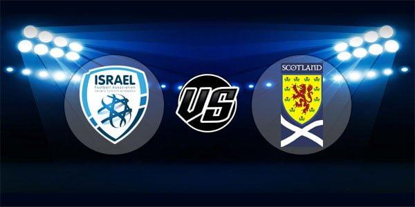 ไฮไลท์ฟุตบอล ยูฟ่าเนชันส์ลีก อิสราเอล vs สกอตแลนด์ 11-10-2018