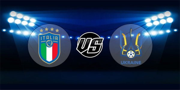 ไฮไลท์ฟุตบอล กระชับมิตร อิตาลี vs ยูเครน 10-10-2018