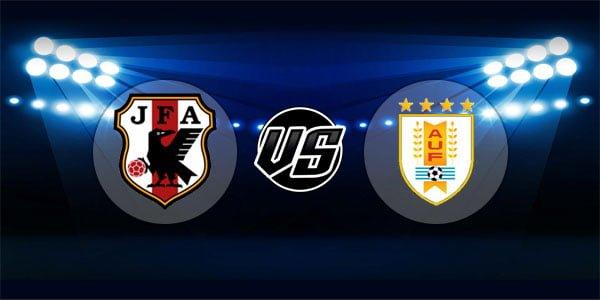 ไฮไลท์ฟุตบอล ยูฟ่าเนชันส์ลีก ญี่ปุ่น vs อุรุกวัย 16-10-2018
