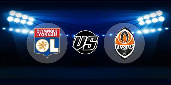ไฮไลท์ฟุตบอล ยูฟ่า แชมเปียนส์ลีก ลียง vs ชัคตาร์ 2-10-2018