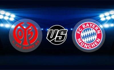 ดูบอลย้อนหลัง บุนเดสลีกา เยอรมัน ไมนซ์ vs บาเยิร์น 27-10-2018