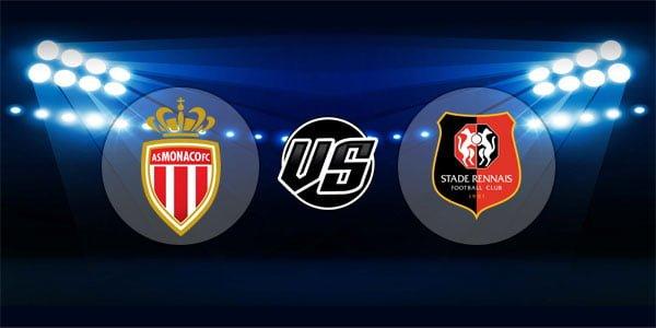 ไฮไลท์ฟุตบอล ลีกเอิง โมนาโก vs แรนส์ 7-10-2018
