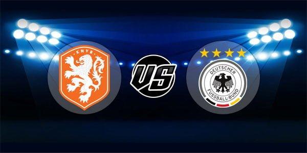 ดูบอลย้อนหลัง ยูฟ่าเนชันส์ลีก เนเธอร์แลนด์ vs เยอรมัน 13-10-2018