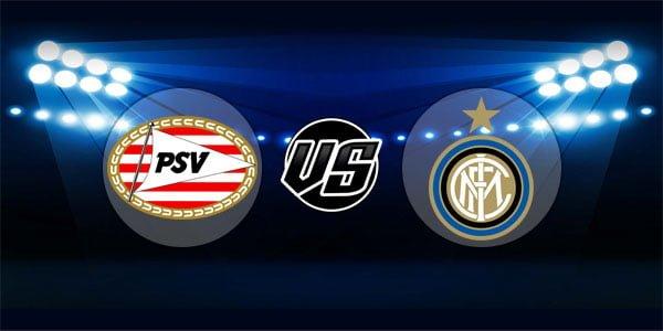 ดูบอลย้อนหลัง ยูฟ่า แชมเปียนส์ลีก พีเอสวี ไอนด์โฮเฟ่น vs อินเตอร์มิลาน 3-10-2018