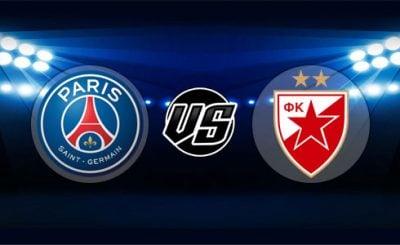 ดูบอลย้อนหลัง ยูฟ่า แชมเปียนส์ลีก ปารีสแซงต์แชร์กแมง vs เรดสตาร์ เบลเกรด 3-10-2018