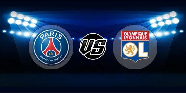 ดูบอลย้อนหลัง ลีกเอิง ปารีสแซงต์แชร์กแมง vs ลียง 7-10-2018