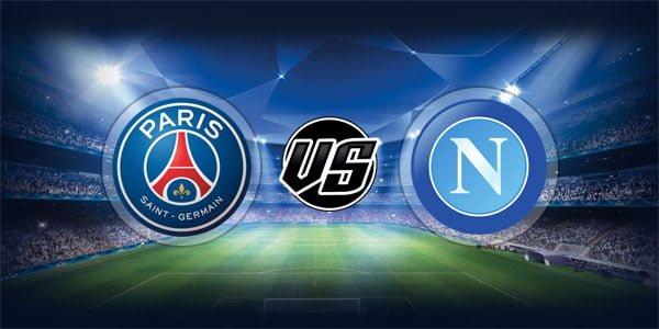ดูบอลย้อนหลัง ยูฟ่า แชมเปียนส์ลีก ปารีส แซงต์ แชร์กแมง vs นาโปลี 24-10-2018
