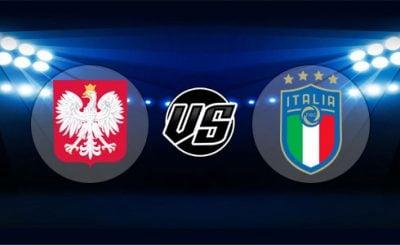 ดูบอลย้อนหลัง ยูฟ่าเนชันส์ลีก โปแลนด์ vs อิตาลี 14-10-2018