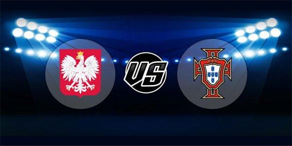 ดูบอลย้อนหลัง ยูฟ่าเนชันส์ลีก โปแลนด์ vs โปรตุเกส 11-10-2018