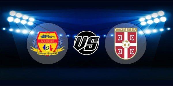 ไฮไลท์ฟุตบอล ยูฟ่าเนชันส์ลีก โรมาเนีย vs เซอร์เบีย 14-10-2018