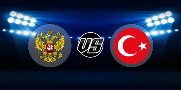 ดูบอลย้อนหลัง ยูฟ่าเนชันส์ลีก รัสเซีย vs ตุรกี 14-10-2018