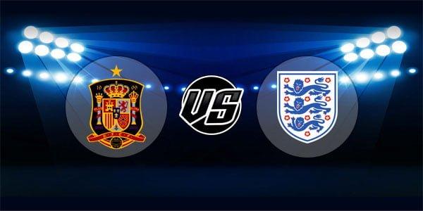 ดูบอลย้อนหลัง ยูฟ่าเนชันส์ลีก สเปน vs อังกฤษ 15-10-2018